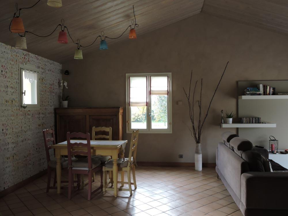 Décoration intérieure - Atelier Pro Peinture Secteur Fontenay-le-Comte